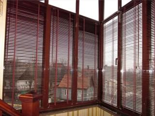 деревянные жалюзи для окна