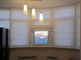 римские шторы на заказ