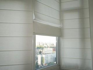 шторы в романском стиле